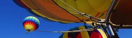 Hot Air Ballooning Locations