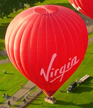 Milton Keynes Balloon Launch